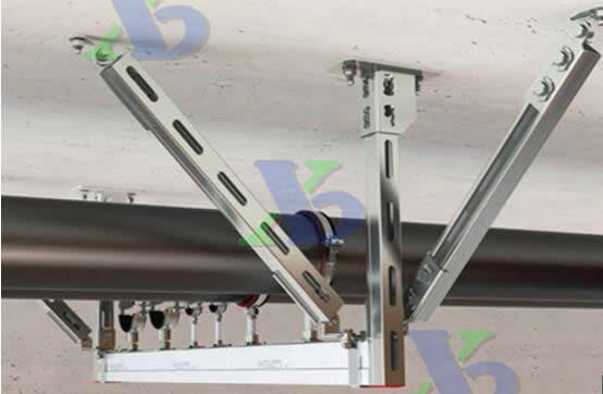 抗震支架安装案例